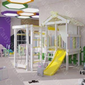 Игровой комплекс САВУШКА BABY CLUB — 1