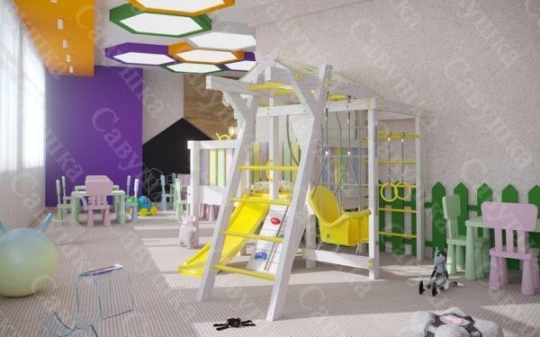 Игровой комплекс САВУШКА BABY CLUB — 2