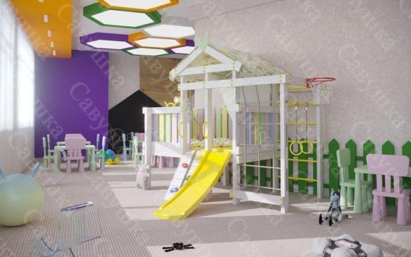 Игровой комплекс САВУШКА BABY CLUB — 3