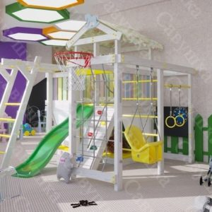 Игровой комплекс САВУШКА BABY CLUB — 5