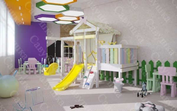 Игровой комплекс САВУШКА BABY CLUB — 6