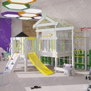 Игровой комплекс САВУШКА BABY CLUB — 7