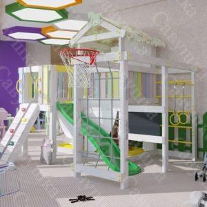 Игровой комплекс САВУШКА BABY CLUB — 8