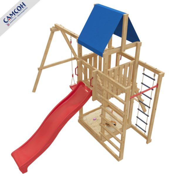 Детская площадка Самсон 8-й Элемент