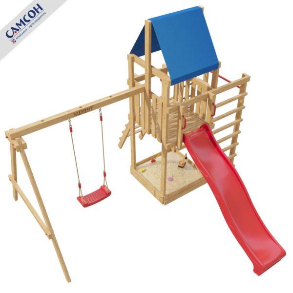 Детская площадка Самсон 8-й Элемент_3