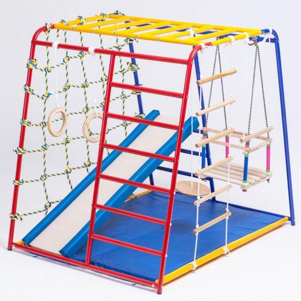 SportsWill Спортивный комплекс Baby Hit maxi (мягкий борт)