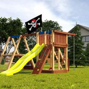 Детская игровая площадка Савушка 4 сезона — 1_1