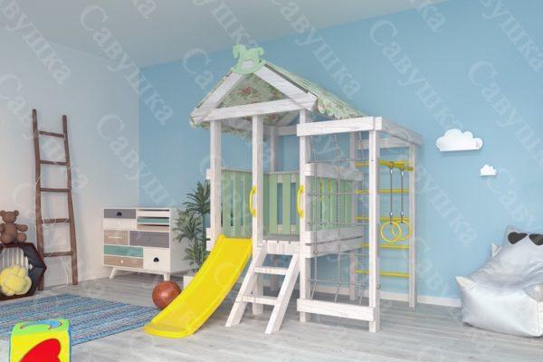 Игровой комплекс Савушка Baby - 12