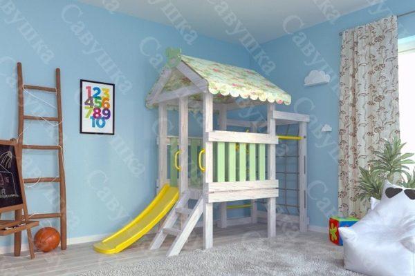 Игровой комплекс Савушка Baby - 13
