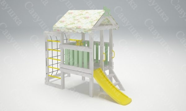Игровой комплекс Савушка Baby - 13_4
