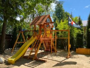 Детская площадка Савушка Люкс 3 фото3