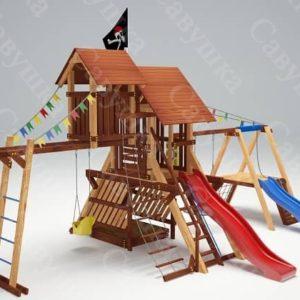 Детская площадка Савушка Lux - 11_1