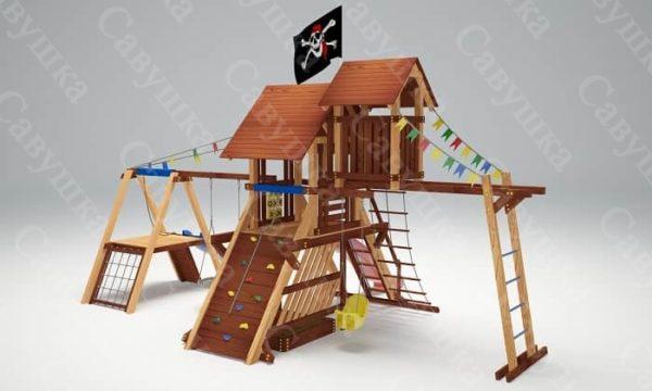 Детская площадка Савушка Lux - 11_4