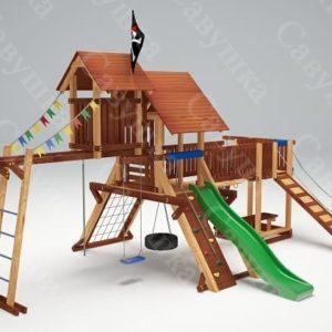 Детская площадка Савушка Lux - 12_1