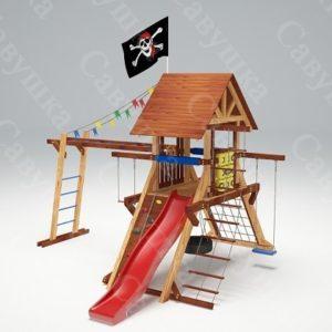 Детская площадка Савушка Lux - 1_1