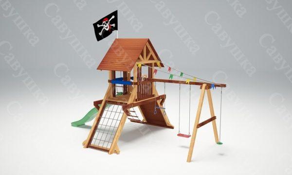 Детская площадка Савушка Lux - 2_2