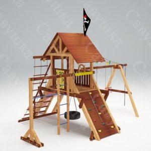 Детская площадка Савушка Lux - 3