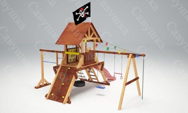 Детская площадка Савушка Lux - 3_2