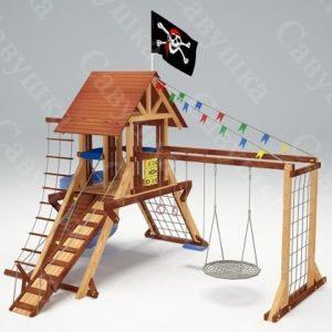 Детская площадка Савушка Lux - 5