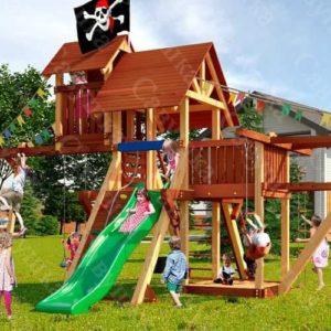 Детская площадка Савушка Lux - 7