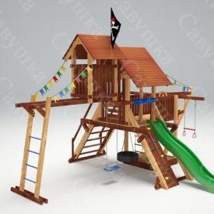 Детская площадка Савушка Lux - 7_1