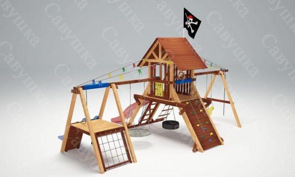 Детская площадка Савушка Lux - 8_3