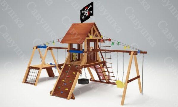 Детская площадка Савушка Lux - 8_4