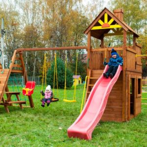 Детские площадки Выше всех
