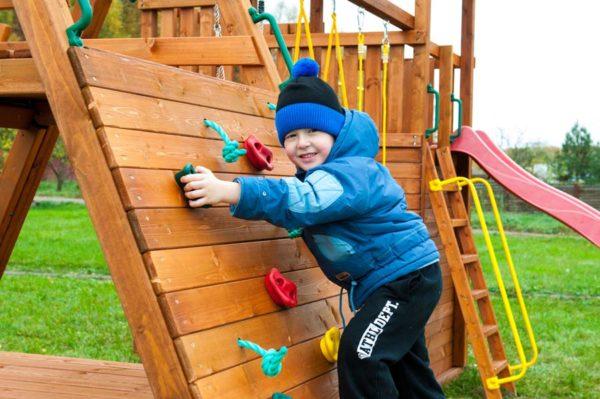 Детская площадка Выше Всех Крепость Спорт_6