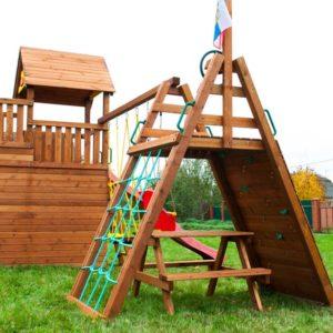 Детская площадка Выше Всех Крепость_1