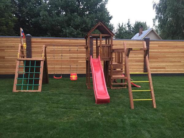 Детская площадка Выше Всех Маугли_1