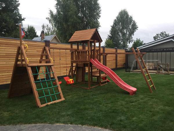 Детская площадка Выше Всех Маугли_4