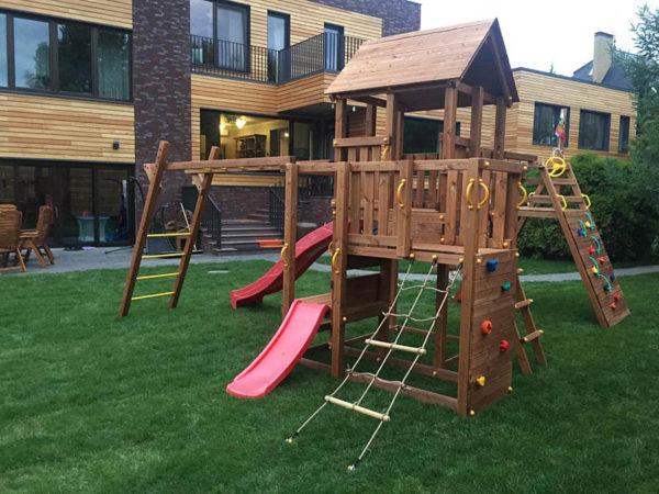 Детская площадка Выше Всех Маугли_5