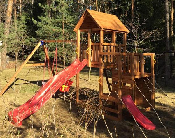 Детская площадка Выше Всех Пентхаус