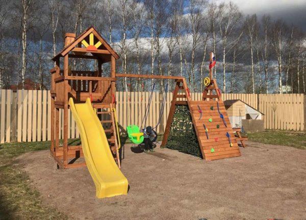 Детская площадка Выше Всех Победа Зарница_6