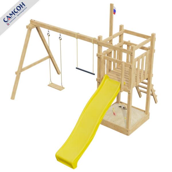 Детская площадка для дачи 1.0-Й ЭЛЕМЕНТ