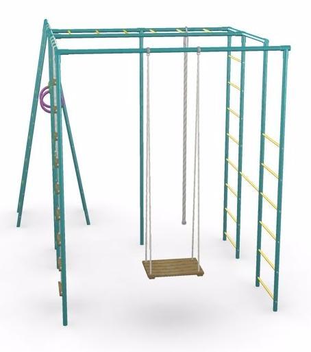 Детская площадка для дачи ЧЕ-СПОРТ Классик 2_2