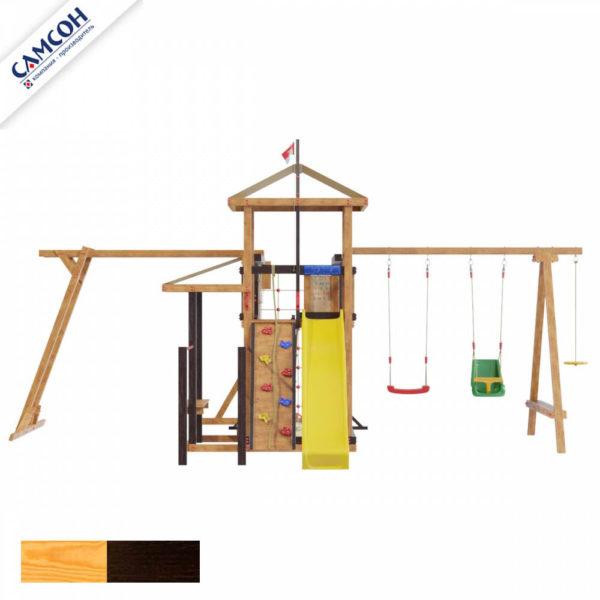 Детская площадка для дачи Самсон Кирибати Семейная_3