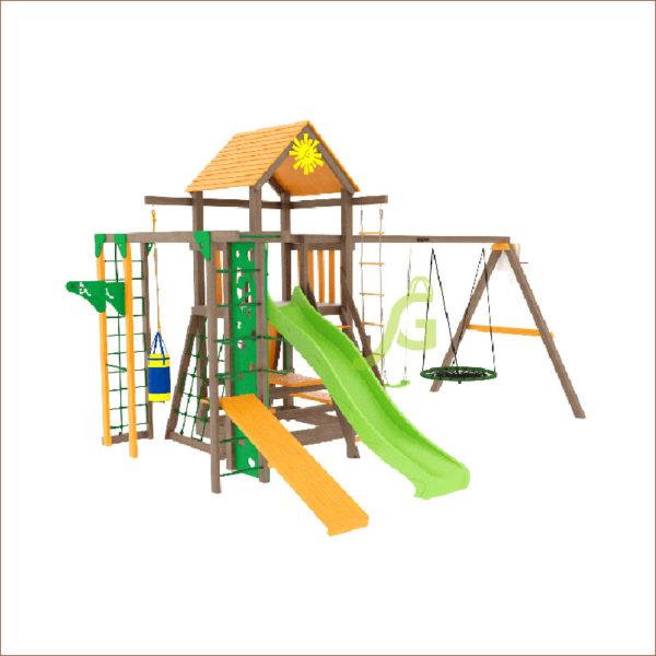 Детская площадка IgraGrad Спорт 1_1