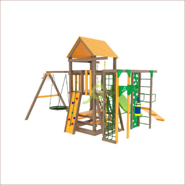 Детская площадка IgraGrad Спорт 1_2