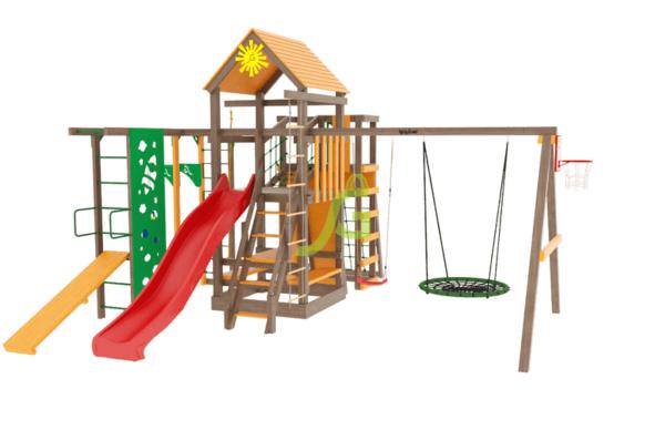 Детская площадка IgraGrad Спорт 2_3