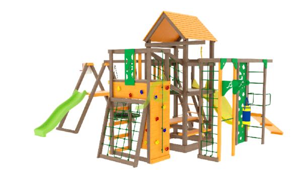 Детская площадка IgraGrad Спорт 3_2