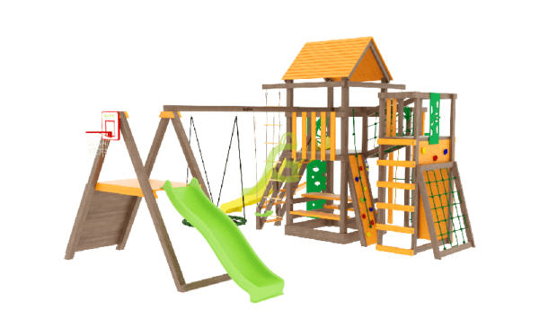 Детская площадка IgraGrad Спорт 3_3