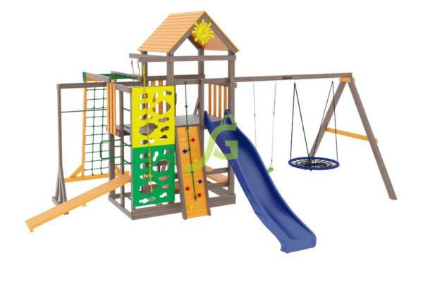 Детская площадка IgraGrad Спорт 4