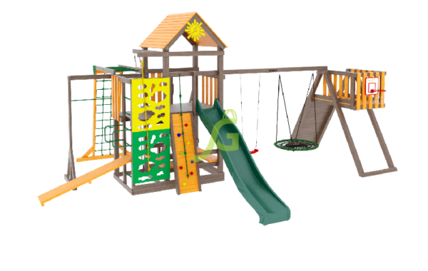 Детская площадка IgraGrad Спорт 5_2