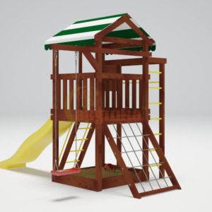 Детская площадка Савушка ХИТ 1_1