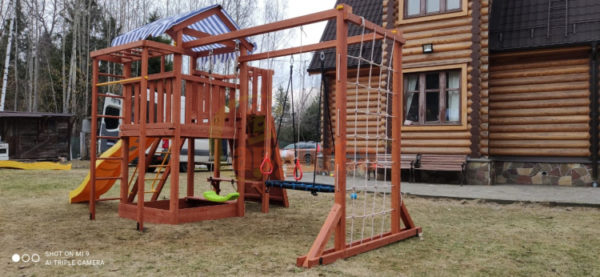 Детская площадка Савушка ХИТ 3 фото1