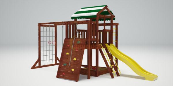 Детская площадка Савушка ХИТ 3_3