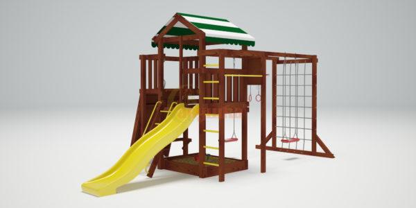 Детская площадка Савушка ХИТ 3_4