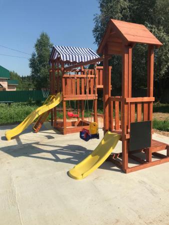 Детская площадка Савушка ХИТ 4 фото2